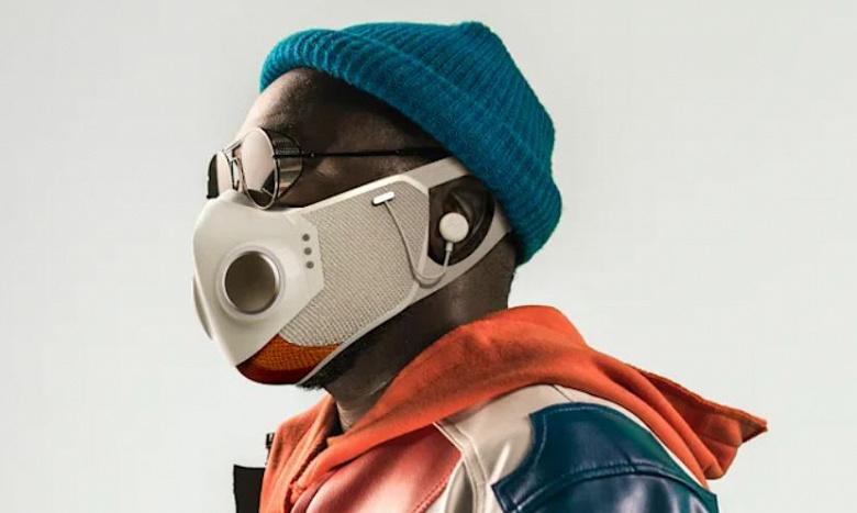 Полезный киберпанк для каждого. Представлена защитная маска Xupermask с вентиляторами, фильтрами HEPA и встроенными наушниками с активным шумоподавлением