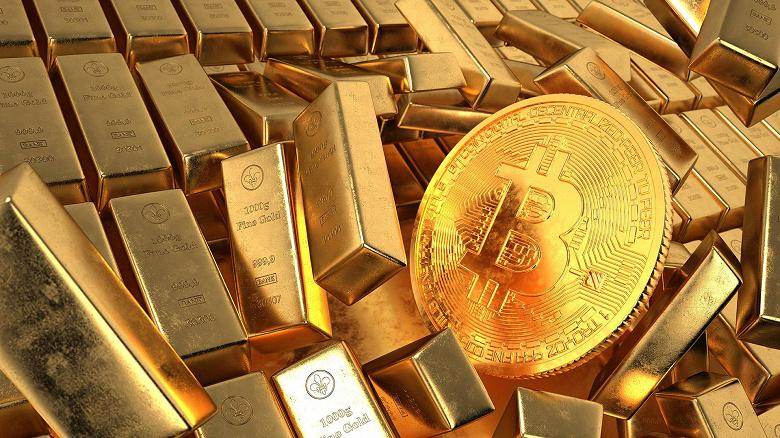 Bitcoin вырастет ещё в 10 раз и обгонит золото по капитализации
