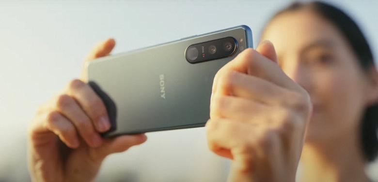 Представлен смартфон Sony Xperia 5 III