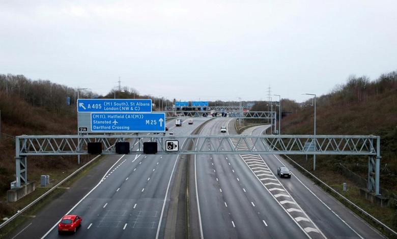 В Великобритании скоро разрешат беспилотные автомобили на автодорогах