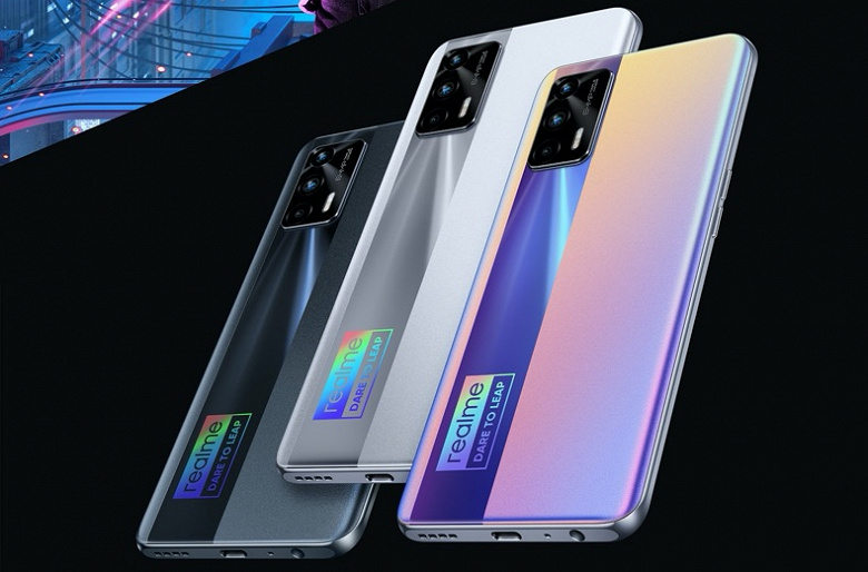 Super AMOLED, 120 Гц, NFC, 4500 мА•ч и 50 Вт: смартфон Realme GT Neo раскупили как горячие пирожки