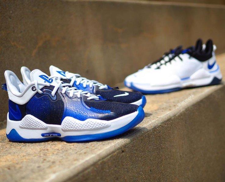 Nike выпустит кроссовки в стиле PlayStation 5