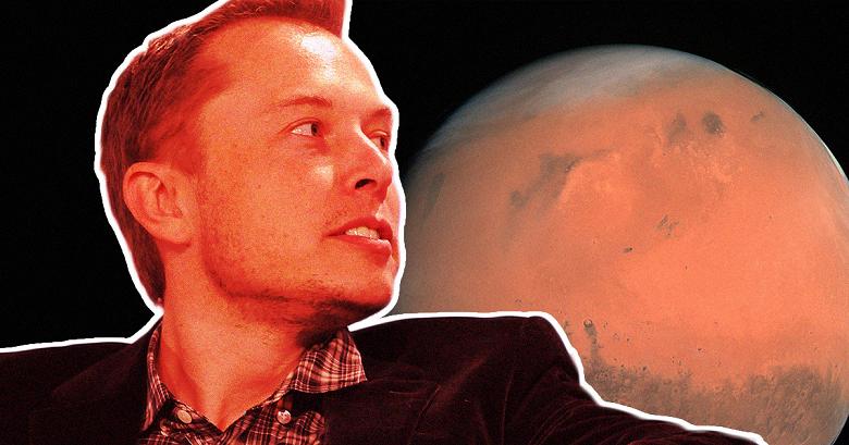 Илон Маск провозгласил себя Императором Марса