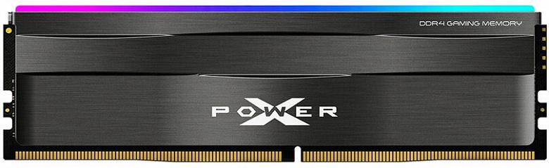 Модули памяти Silicon Power Xpower Zenith DDR4 доступны в вариантах с подсветкой и без неё