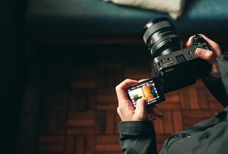 Полнокадровая камера Sony FX3 Cinema Line прибыла в Россию почти за 400 тысяч рублей