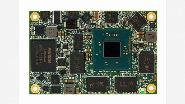 Оказалось, что внутри марсохода Perseverance нашлось место парочке потребительских процессоров Intel