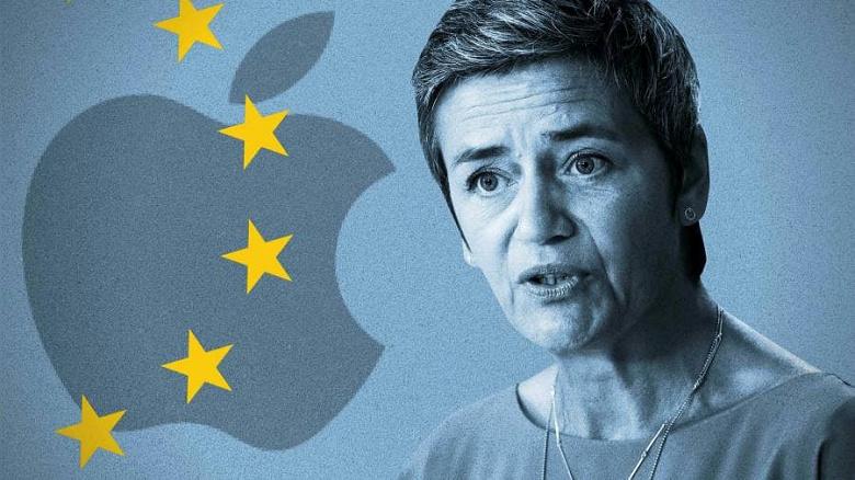 На этой неделе ЕС обвинит Apple в нарушении антимонопольного законодательства
