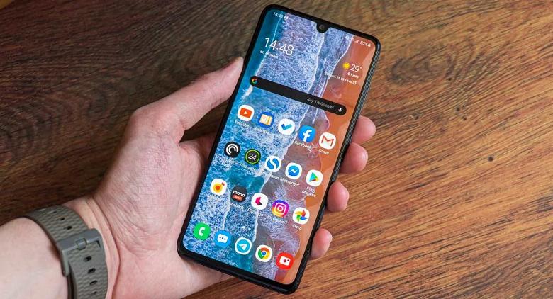 Samsung Galaxy M01, Galaxy A41 и Galaxy Tab A7 получили новейшие прошивки