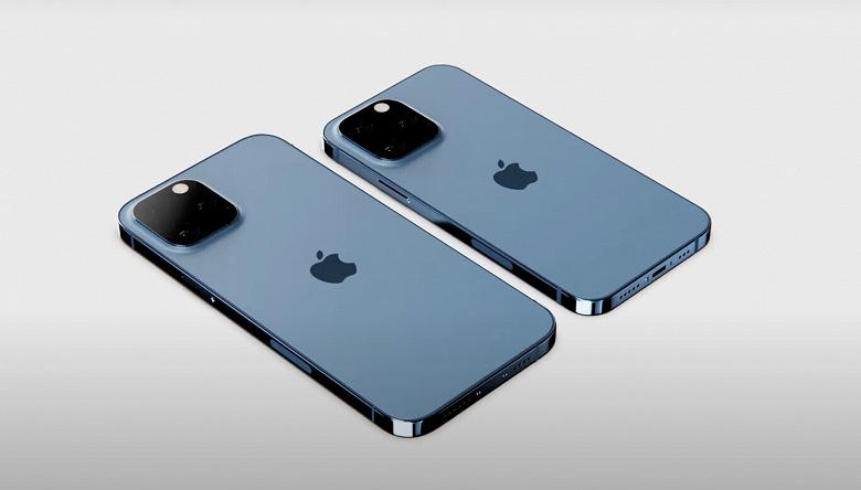 iPhone 13 Pro и Pro Max получат 8 ГБ ОЗУ и 1 ТБ флеш-памяти