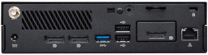 Мини-ПК Asus PB62 построен на процессорах Intel Core 11-го поколения