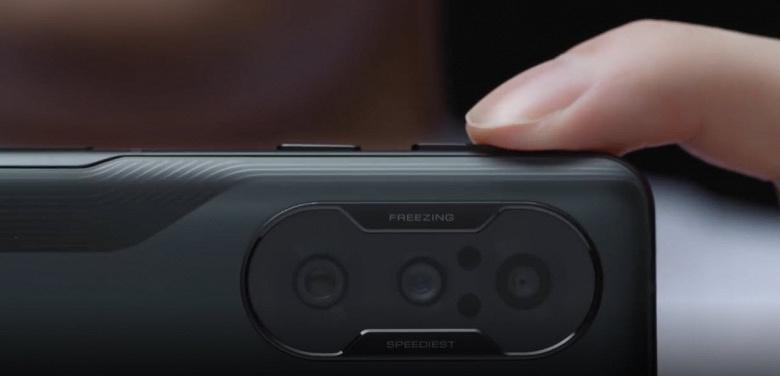 Так выглядит первый игровой смартфон Redmi. Живые фото и видео новинки