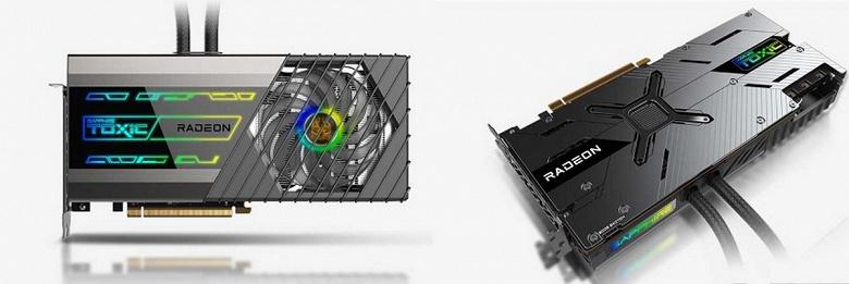 Sapphire представила, вероятно, самую мощную видеокарту на рынке. ToxicAMDRadeonRX 6900 XTExtremeEdition работает на очень высоких частотах