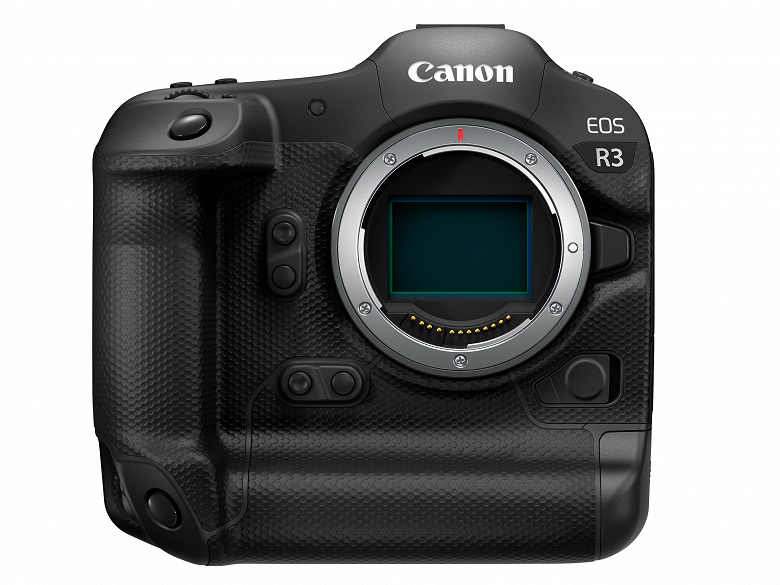 Анонсирована разработка профессиональной беззеркальной камеры Canon EOS R3, предназначенной для спортивной и репортажной съемки
