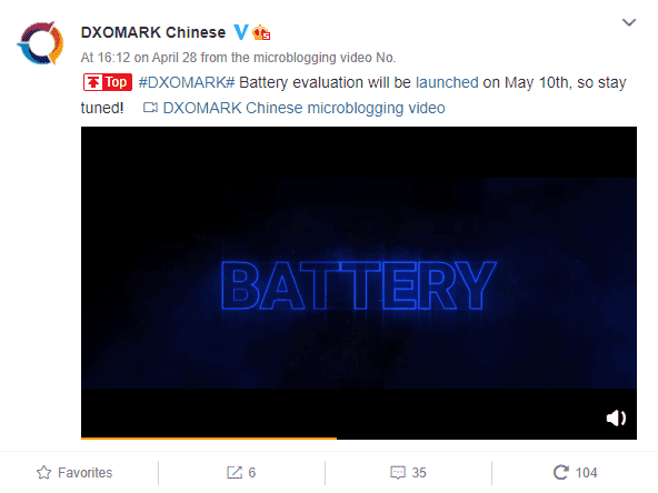 DxOMark начинает оценивать аккумуляторы смартфонов