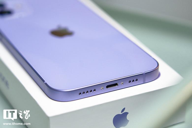 Фиолетовые iPhone 12 mini и iPhone 12 поступили в продажу
