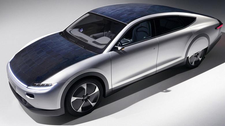 Уникальный электромобиль с солнечной батареей получит эксклюзивные шины Bridgestone