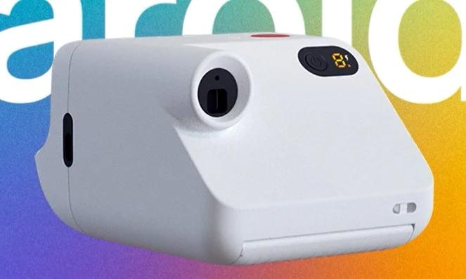 Представлена камера мгновенной печати Polaroid Go
