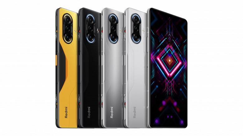 Poco F3 GT — один из самых интересных смартфонов бренда и клон Redmi K40 Game Enhanced Edition