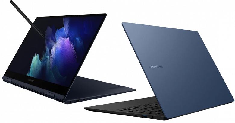 Представлены ноутбуки Samsung Galaxy Book Pro и Galaxy Book Pro 360