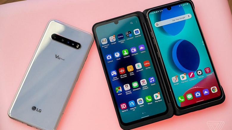 Смартфоны LG больше не будут получать обновления