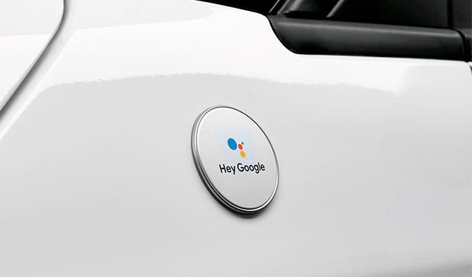 Представлен автомобиль с полной поддержкой Google Assistant