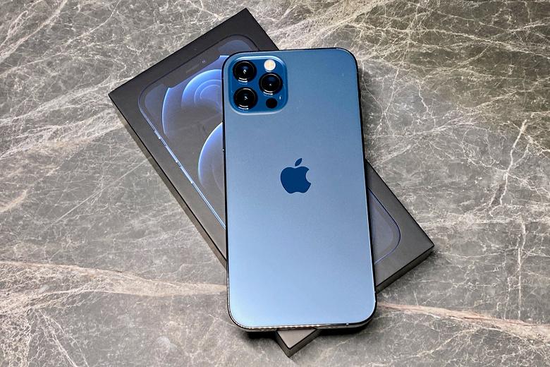 iPhone 12 Pro Max не попал в Топ-5 самых быстрых iOS-устройств