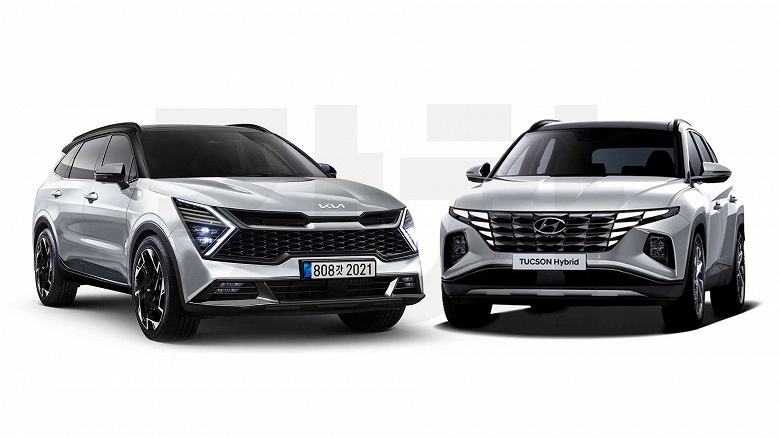 Совершенно новый Kia Sportage выходит в июне