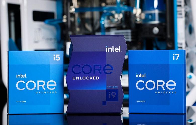 Intel забыла выпустит графический драйвер для новых процессоров RocketLake. Прошло уже три дня