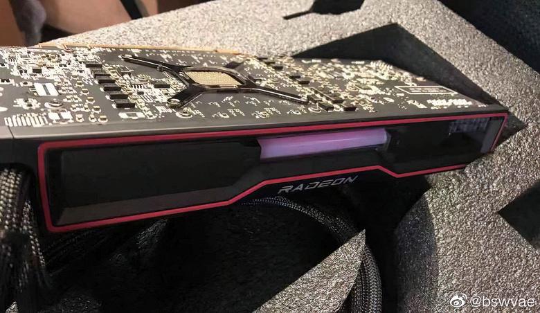 Фото дня: видеокарта AMD Radeon RX 6900 XTX с жидкостным охлаждением