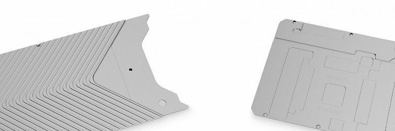 Пластины, которыми комплектуются водоблоки EK-Quantum Vector FE RTX 3080 и 3090, стали доступны отдельно
