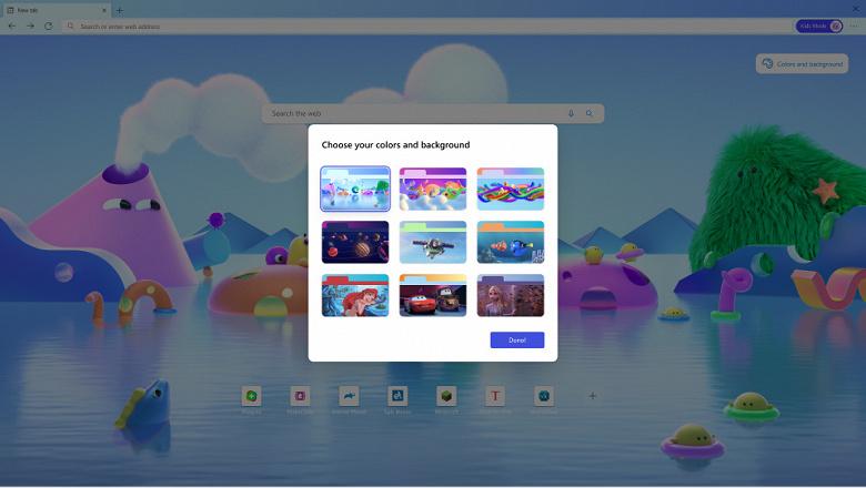У Microsoft Edge з'явився дитячий режим