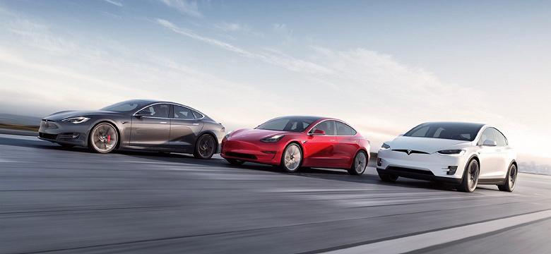 Электромобили Tesla Model 3 и Model Y снова стали дороже