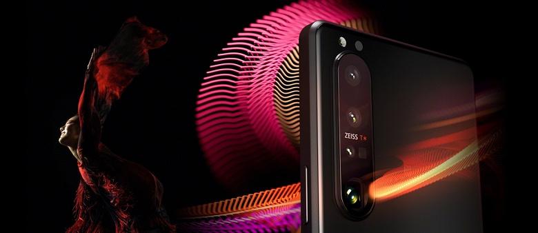 Топовый флагман Sony Xperia 1 III изначально выходит в Китае. Объявлены цены
