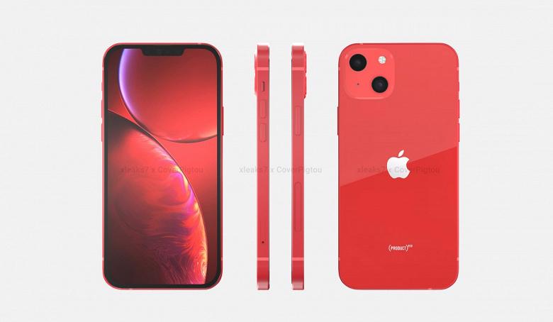 Так выглядит iPhone 13 Product Red. Качественные изображения и видео
