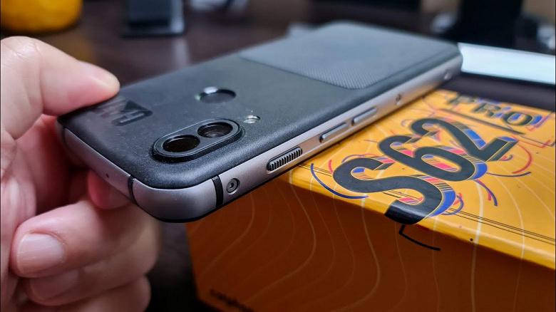 Неубиваемый смартфон Cat S62 Pro с тепловизором поступил в продажу