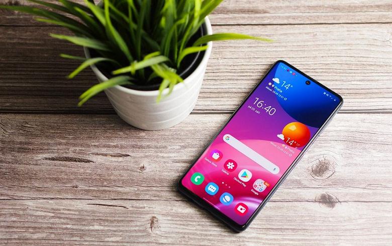 Samsung Galaxy M42 с огромным аккумулятором и 90-герцевым экраном выходит 28 апреля
