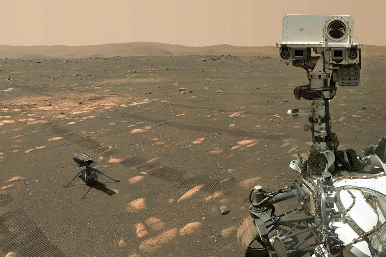 Шутки в сторону: марсианский вертолёт Ingenuity готов к первому серьёзному полёту