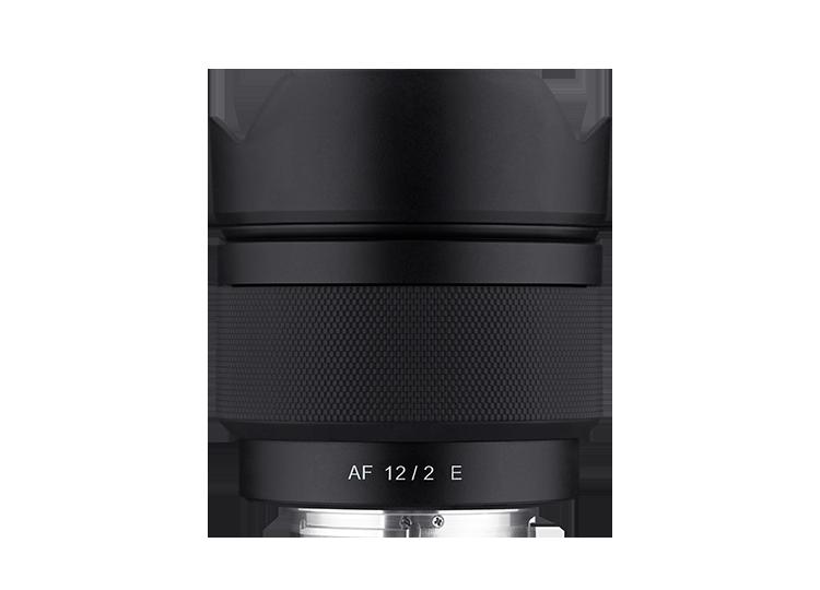 Представлен объектив Samyang AF 12mm F2 E