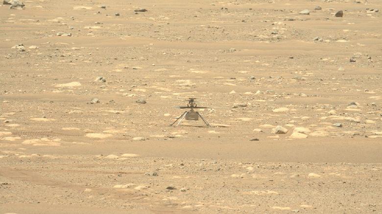 Марсианский вертолёт Ingenuityуспешно прошёл важное испытание. Но даты первого запуска пока нет