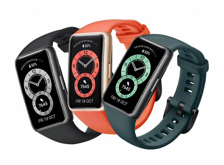 Фитнес-браслет Huawei Band 6 поступил в продажу