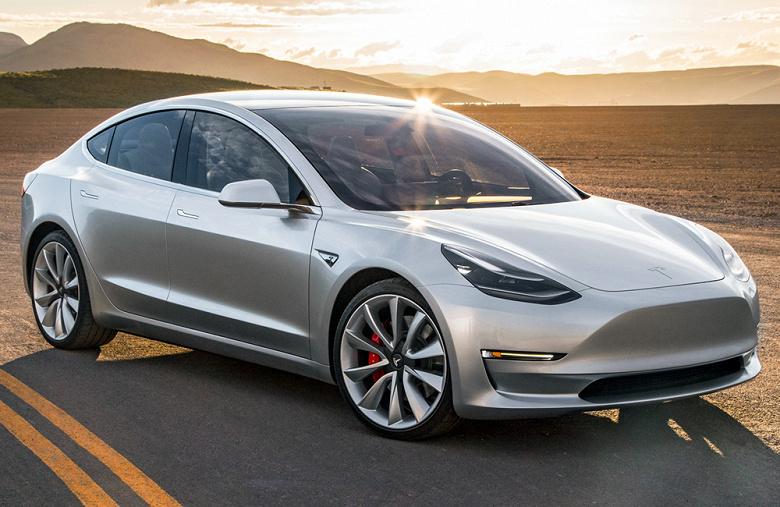 Только за март Tesla удалось отгрузить в Китае более 35 000 электромобилей