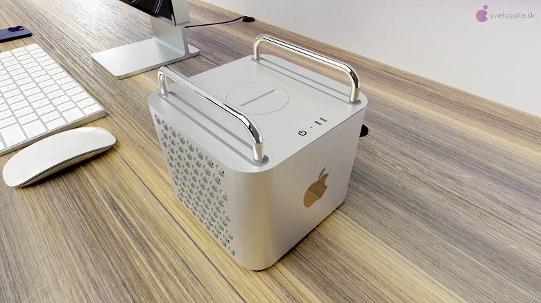 Apple «сожмёт» новый Mac Pro. Как это может выглядеть