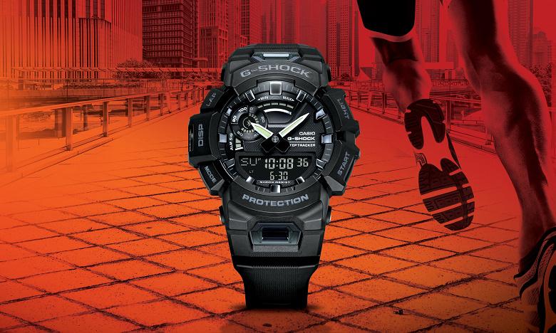 Casio представила свои самые дешёвые фитнес-часы G-Shock с умными функциями