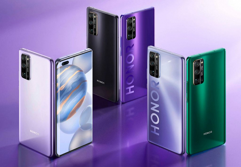На операционную систему HarmonyOS перейдут не только смартфоны Huawei, но и Honor. Какие именно?