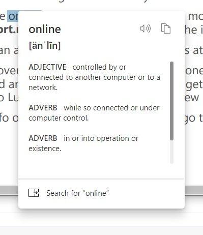 Microsoft готовит большое обновление Edge: тестируется мини-меню, встроенный словарь и «шкала здоровья» паролей