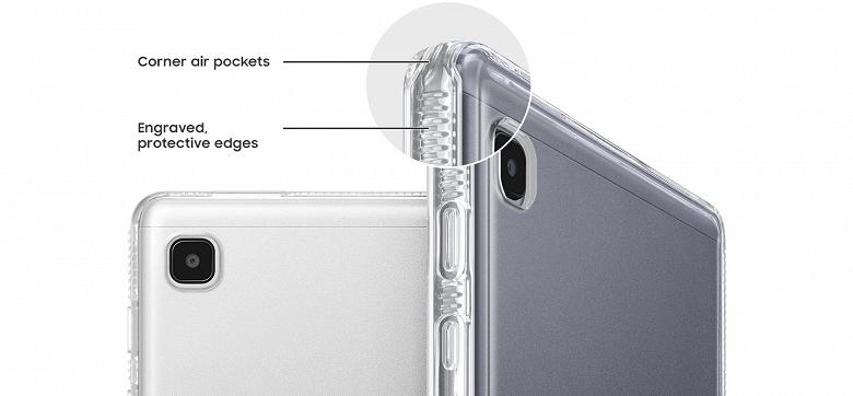 5100 мА·ч и Android 11 за 150 евро. Samsung показала ультрабюджетный Galaxy Tab A7 Lite во всей красе
