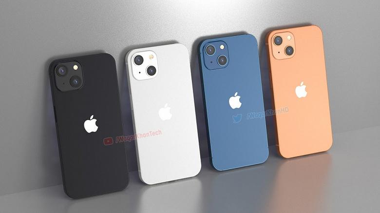 Качественные изображения iPhone 13 и видео, со всех сторон и в разных цветах