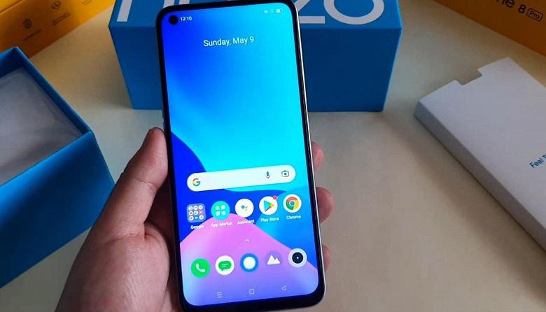 90 Гц, 48 Мп, 5000 мА·ч, 30 Вт и Android 11. Опубликованы изображения и характеристики Realme Narzo 30, который выступит конкурентом Redmi Note 10S