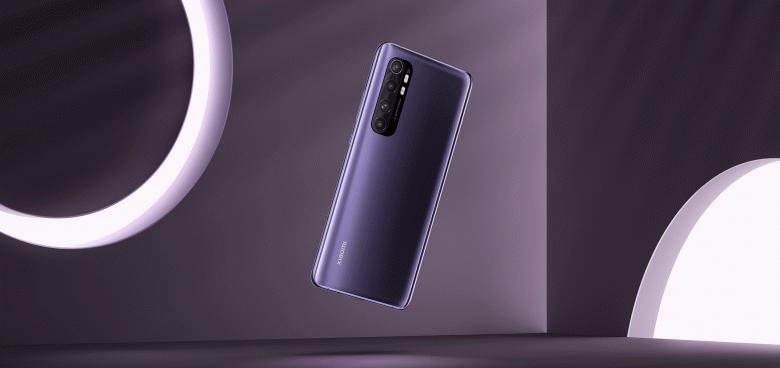 После обновления Xiaomi Mi Note 10 Lite перестал заряжаться до конца