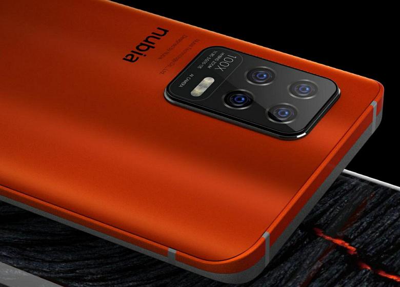 Snapdragon 888, подэкранная фронтальная камера, 100-кратный зум и зарядка мощностью 120 Вт. Опубликованы изображения Nubia Z30